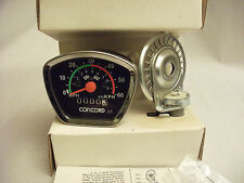 """Vintage NOS Concord 20"""" Bicycle Speedometer...Dragster...Muscle Bike...Cruiser"""
