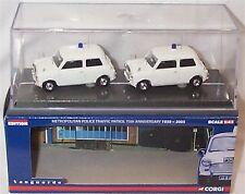 Corgi MP1002 Met police 75th ann mini Set mib ltd