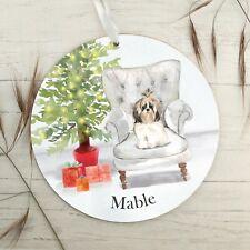 Gift for dog lover / Dog pet portrait CHOICE OF DOG / Christmas stocking filler