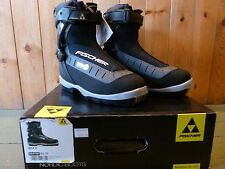 Fischer BCX 6 Back Country Cross Country Ski Boots Size 37