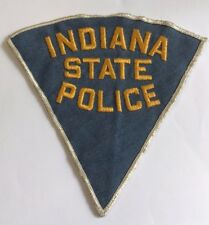 Indiana State Police Department Cloth Patch