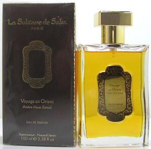 La Sultane de Saba Ambre Musc Santal Edp / Eau De Parfum Spray 100 ML