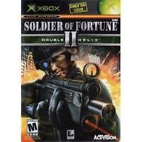Soldier of Fortune II: Double Helix XBOX Game Used