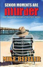 Senior Moments Are Murder (Five Star Mystery Series)-ExLibrary