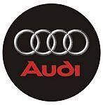 Leather Key Fob Audi