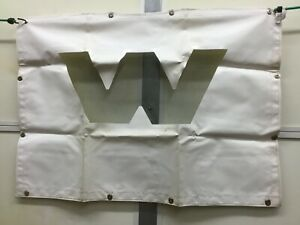 Western Star Winterfront Cold Weather Grille Cover  A17-15491-000