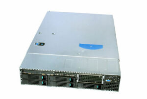 Intel Server System SR2600URBRPR 2x Xeon E5506 CPU 24GB Ram 4x4TB, 1x1TB HDD