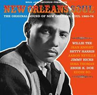 Soul Jazz Records Presents - New Orleans Soul: The Original Sound of [CD]