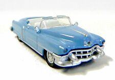 Free Shipping! HO 1:87 Scale Die Cast Car 1953 Cadillac Convertible Blue Schuco