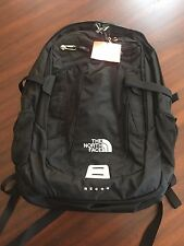 NEW THE NORTH FACE Recon Men's Black Backpack Laptop Bag!