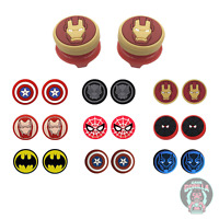 Marvel Thumb Stick Extender Controller Analog Grip for PS4 PS5 Xbox One X / S