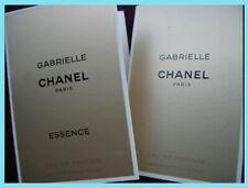 Chanel GABRIELLE / ESSENCE  2 x 1ml EDP Eau de Parfum samples / vials