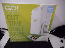 AccuQuilt Go 55100S Fabric Cutter Starter Set