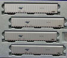 Kato ~ New 2020 ~ N Scale Amtrak Autorack Auto Train ~ 4 Car Set #4 ~ 1065506