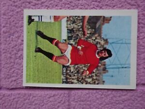 FKS - 1972/73 - MANCHESTER UNITED - WILLIE MORGAN #192