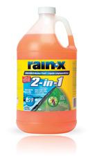 113645 Rain?X® 2-in-1 Windshield Washer Fluid 1 US Gallon