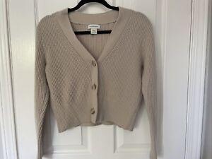 Club Monaco Wool Cardigan, Size XS