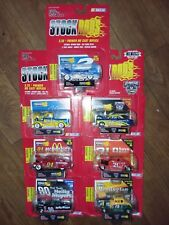 RACING CHAMPIONS STOCK RODS LOT OF 7 CARS