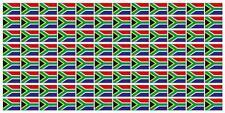 Kfz-Aufkleber Flagge Südafrika Set RC