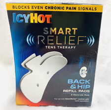 ICY HOT Smart Relief TENS Therapy Back Refill Kit 2 ct EXP SEPT 2019
