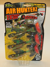 1 Pack Of 3 Arrow Zartz Zing Air Hunterz - Use With The Z-X Cross Bow