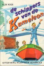 DE SCHIPPERS VAN DE KAMELEON (ZONNEBLOEMSERIE 35e druk)