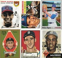 2019 Topps Series 1 & 2 Iconic Card Reprints Insert You Pick/Choose Card