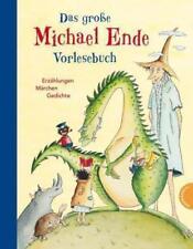 Das große Vorlesebuch von Michael Ende (2015 Gebundene Ausgabe) TOP