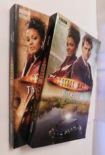 2 x Doctor Who Novels: Wetworld Mark Michalowski & Last Dodo Jacqueline Rayner