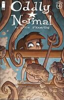 Oddly Normal Comic Issue 4 Modern Age First Print 2014 Otis Frampton Daniel Mead