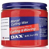 Dax Marcel Curling Wax Premium Styling Wax for Curling & Waving 397gm