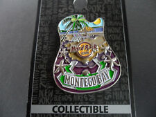 Hard Rock Cafe Montego Bay Jamaica - City Icon - Core Series New Pin on Card