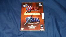 THE LEGEND OF ZELDA OCARINA OF TIME/MASTER QUEST TWO-GAME BONUS DISC Gamecube
