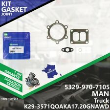 Gasket Kit Joint Turbo MAN Truck 5329-970-7105 K29 D2866LF25 Melett original-051