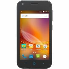 ZTE Zip - 8GB-Black Smartphone