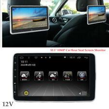 "10.1"" 1080P Kopfstütze MP5 Player Wifi Android 9.1 Rücksitz Bildschirm Monitor"