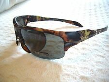 MEN'S CAMOUFLAGE SUNGLASSES CAMO~BIG BUCK IWEAR~(BBSE3) HUNTING UV400 PROTECTION