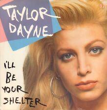 """Taylor Dayne(12"""" Vinyl)I'll Be Your Shelter-Arista-612 996-UK-1990-VG/VG"""