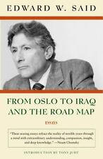 From Oslo to Iraq and the Road Map: Essays