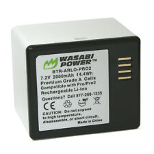 Wasabi Power Battery for Arlo Pro, Pro 2 (VMA4400)