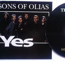 YES -SONS of OLIAS-rare 1990s complilation history of YES BAND-26tracks