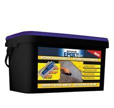 Époxy Shield Béton pour Reparer Mortier Set, 10kg, Avec Truelle à Lisser,