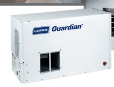 Lb White Guardian 325 Forced Air Livestock Heater Natural Gas 325,000Btu