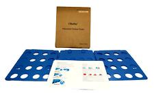 huhu Adjustable Clothes Folder - LNIB - With Instructions - Blue