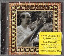 Beloved Chants by Shyamdas featuring vocals by Krishandas (CD, 2004) New Sealed!