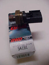 Engine Oil Pressure Sender With Gauge BWD S4191