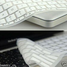 "Silicone Keyboard Skin Cover For Apple Macbook Pro Air Mac Retina 13.3"" White"