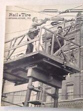 Rail & Tire Magazine Route 15 Goes Trackless September October 1953 011117RH