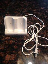 Nintendo Wii Dual Remote Charging Docking Station White