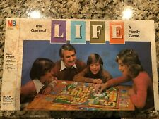"Vintage ""The Game of Life"" Board Game by Milton Bradley (Used)(Damaged Box)"